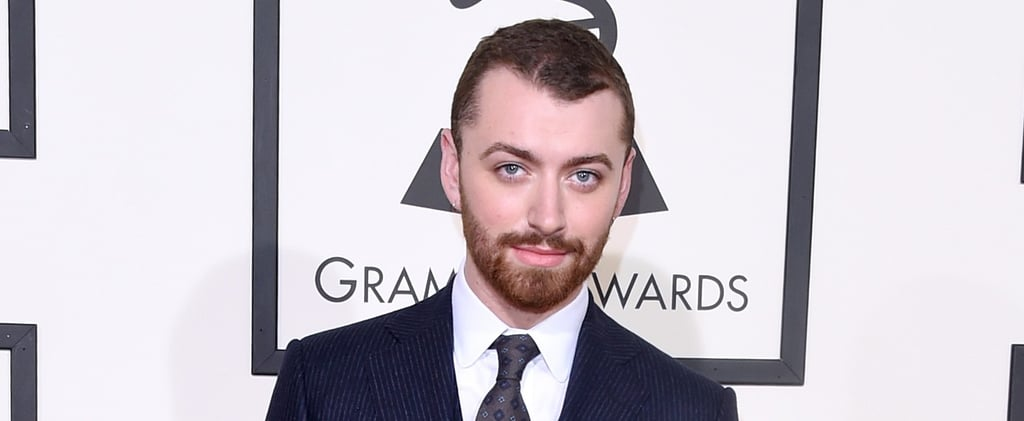 Sam Smith Explains Why Men Should Talk About Body Image More Often