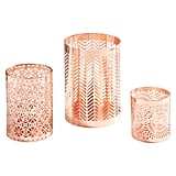 Danya BTM Filigree Hurricanes (Set of 3) Rose Gold ($21)