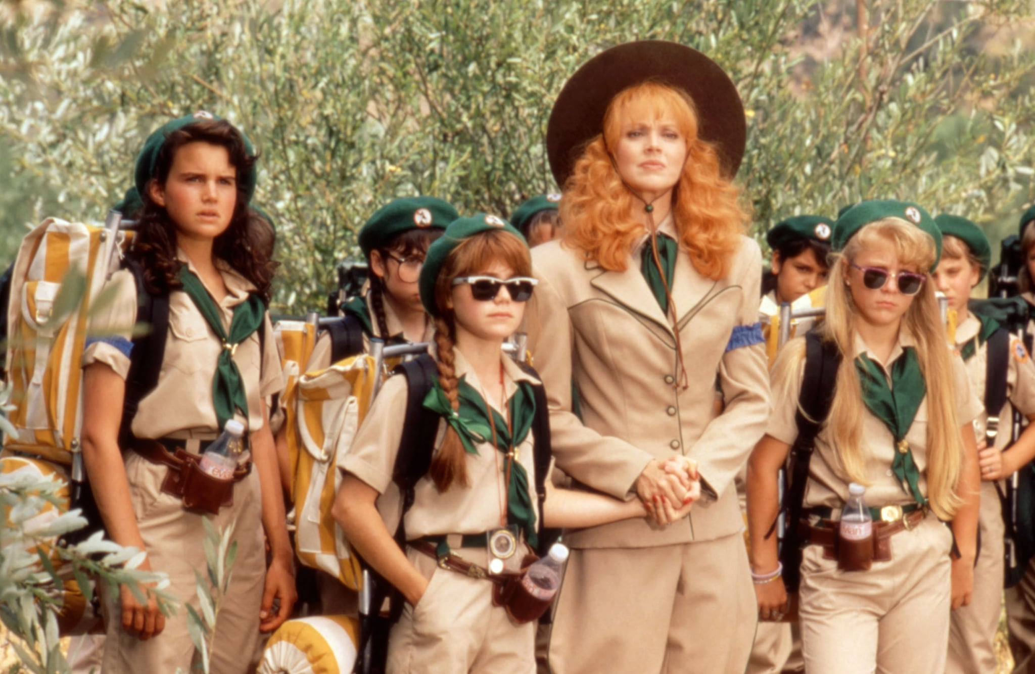 TROOP BEVERLY HILLS, Carla Gugino, Jenny Lewis, Shelley Long, 1989, (c)Columbia Pictures/courtesy Everett Collection