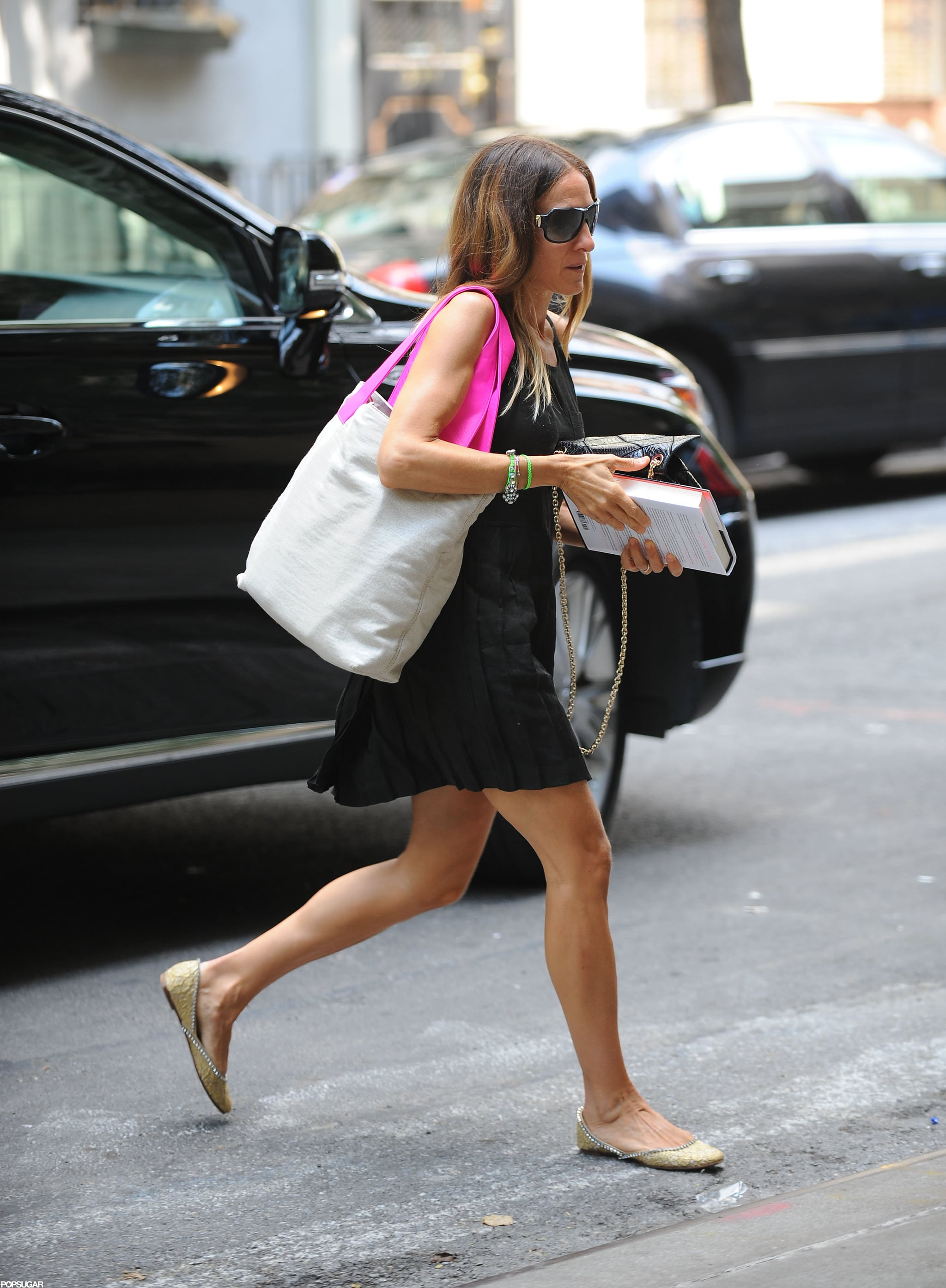 Sarah Jessica Parker headed out for the