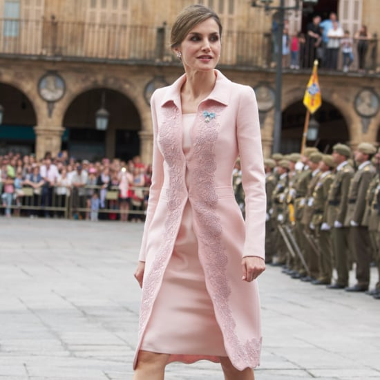 Queen Letizia of Spain's Style