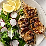 Garlic Herb Pork Fillet Skewers