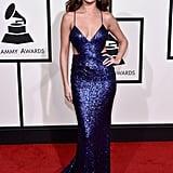 Selena Gomez at the Grammys