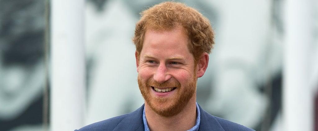Prince Harry Facts Quiz