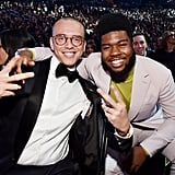 Pictured: Logic and Khalid