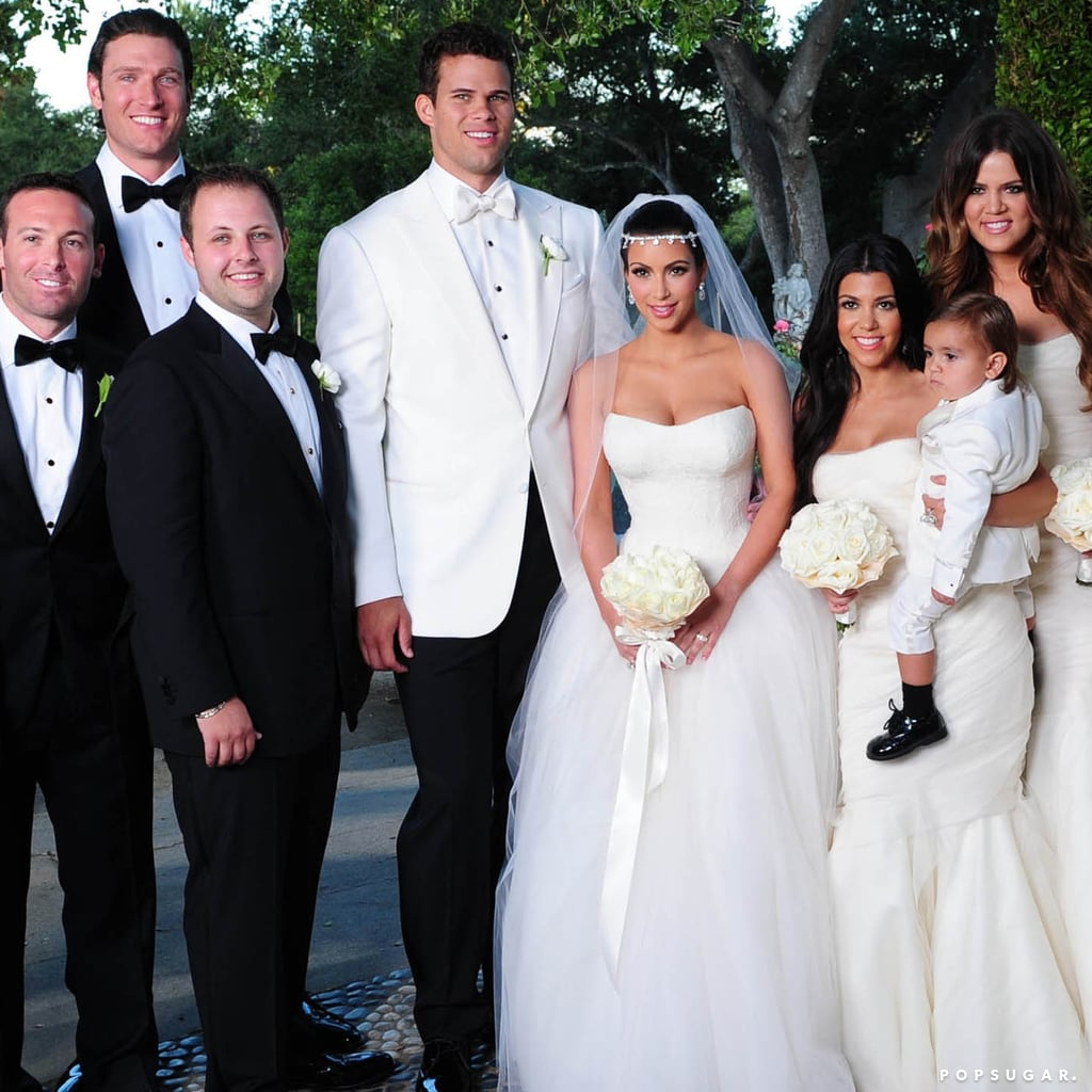 Kardashian pictures kim wedding
