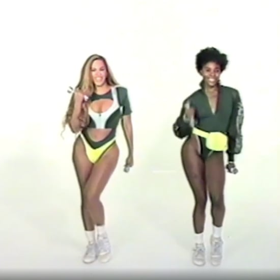 Watch Beyoncé's Adidas x Ivy Park Beyrobics Workout Video