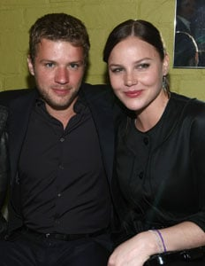 """Photos of Ryan Phillippe and Abbie Cornish at the Australians in Film 2008 """"Breakthrough Awards"""""""