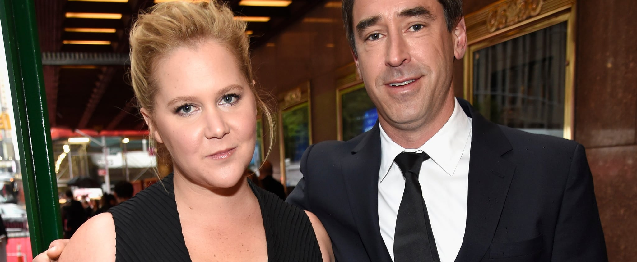 Amy Schumer Pregnant With First Child