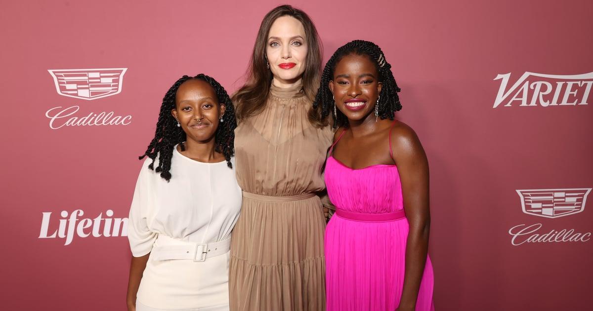 Zahara Jolie-Pitt Has a Star-Studded Night Out With Amanda Gorman and Mom Angelina.jpg