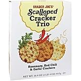 Scalloped Cracker Trio ($3)
