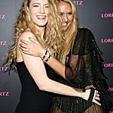 Blake and Robyn Lively at Lorraine Schwartz Event March 2018