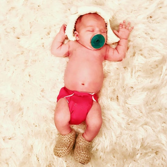 Pictures of Alexa and Carlos PenaVega's Son Ocean