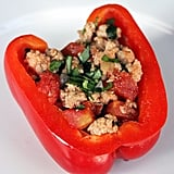 Italian-Style Paleo Stuffed Peppers
