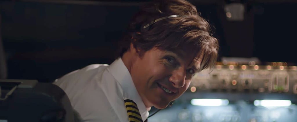 Tom Cruise Nonchalantly Crashes a Plane Full of Cocaine in the American Made Trailer