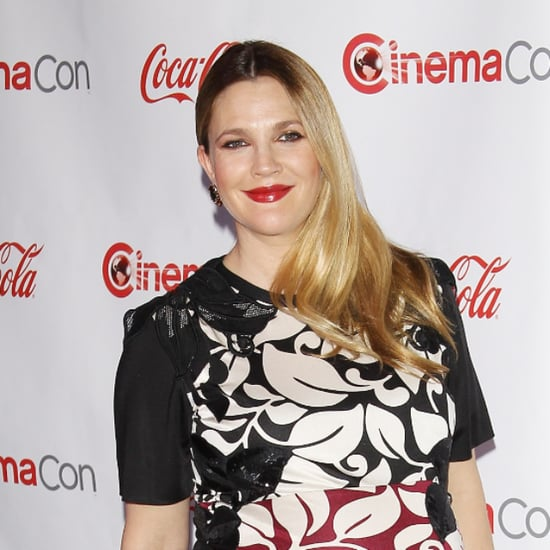 Drew Barrymore Pregnant Style