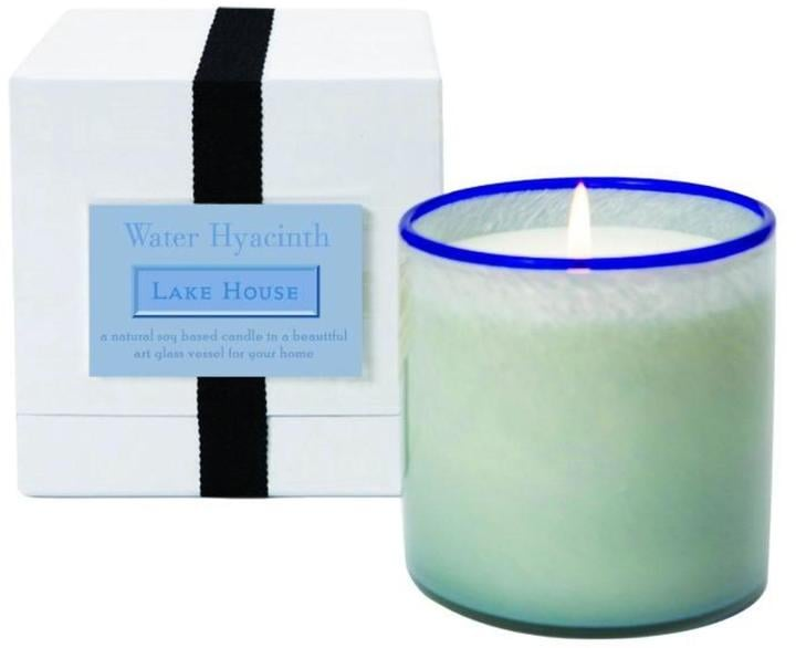 Lafco Inc. Water Hyacinth Candle ($60)