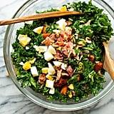 Sweet Potato Kale Breakfast Salad