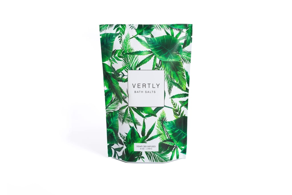 Vertly CBD-Infused Bath Salts