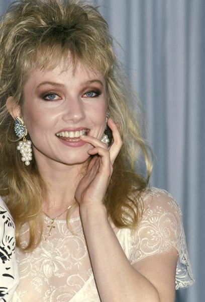 Rebecca deMornay, 1986