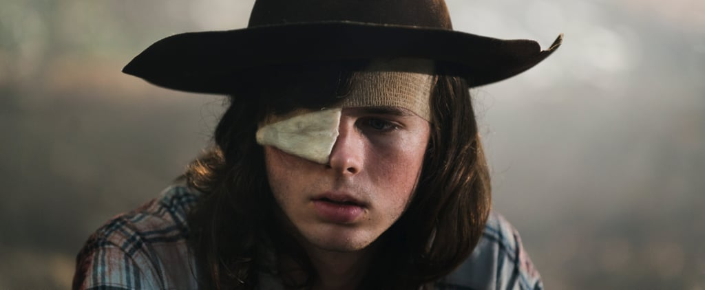 Basically None of the Stars Are OK With Carl's Death on The Walking Dead
