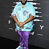 DJ Khaled at the Savage x Fenty New York Fashion Week Show