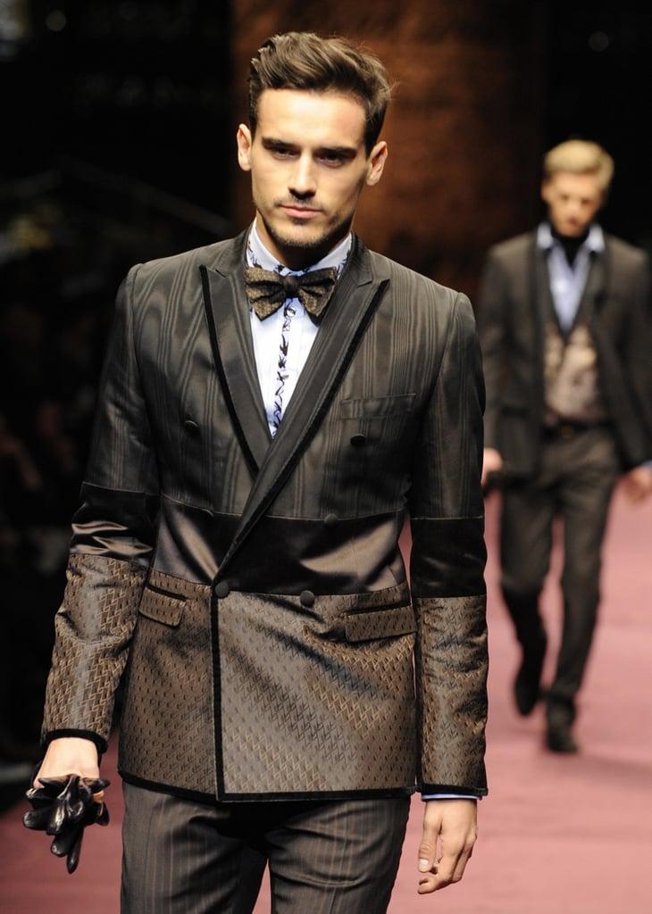 Milan: D&G Men's Fall 2009