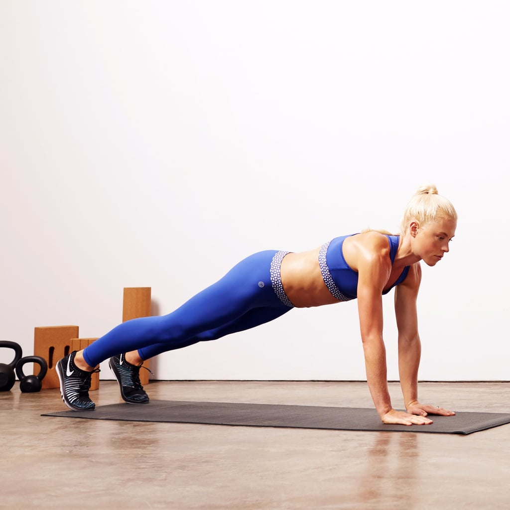 This Insane (but Totally Doable) CrossFit Burpee Workout