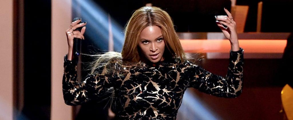 Beyoncé Never Met a Wind Machine She Didn't Like