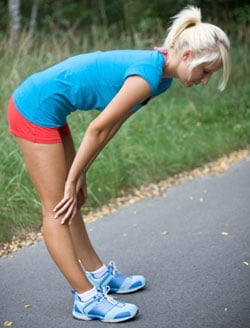What Do You Know About Running and Side Stitches?