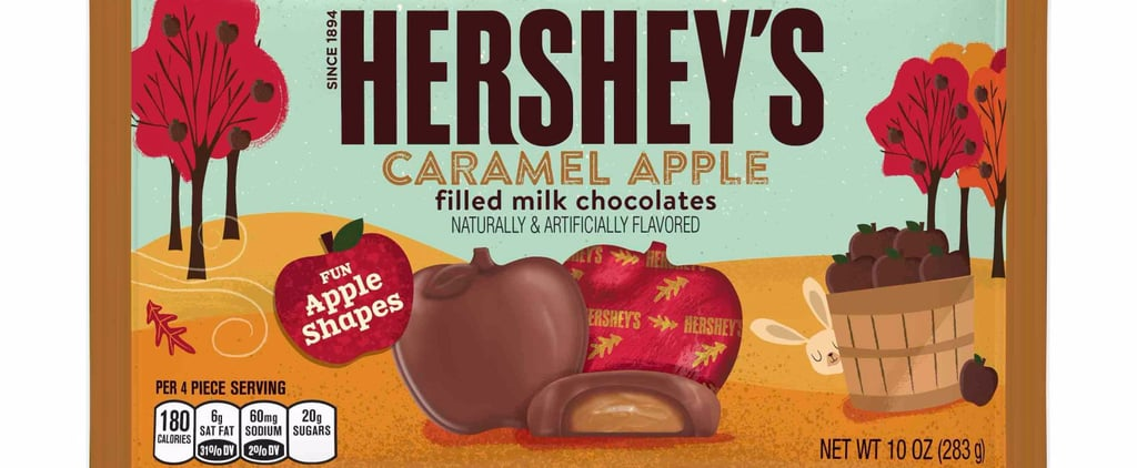 Hershey's Halloween Caramel-Filled Milk Chocolates