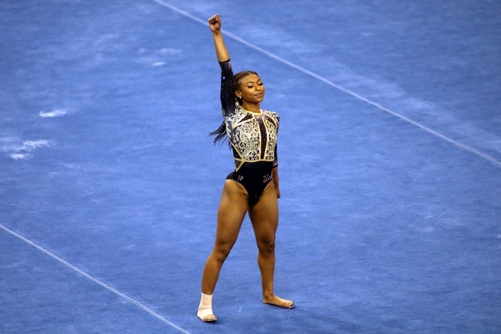 Best Routines From the 2021 NCAA Gymnastics Season