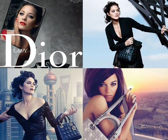 Marion Cotillard in Dior Cruise London Ad 2010-10-19 11:00:04