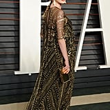 Anne Hathaway at Vanity Fair Oscars Party 2016