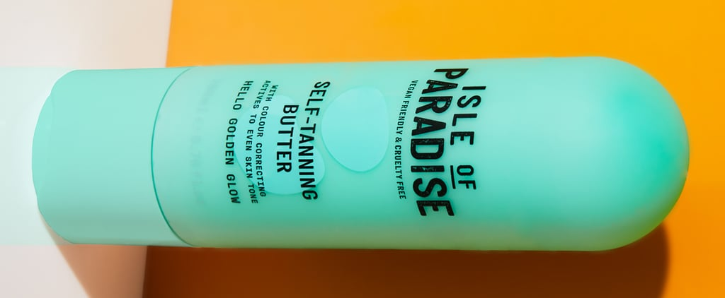 Exclusive: Isle of Paradise Self-Tanning Butter Review