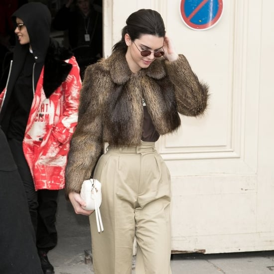 Kendall Jenner at Fashion Week Fall 2017