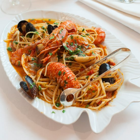 Savva's Seafood Pasta Recipe From tashas