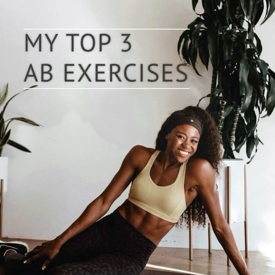 Jasmine Blocker's Favourite Bodyweight Ab Exercises