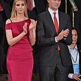 Ivanka Trump Wore This Dress to Her Father's First Joint Session of Congress Address