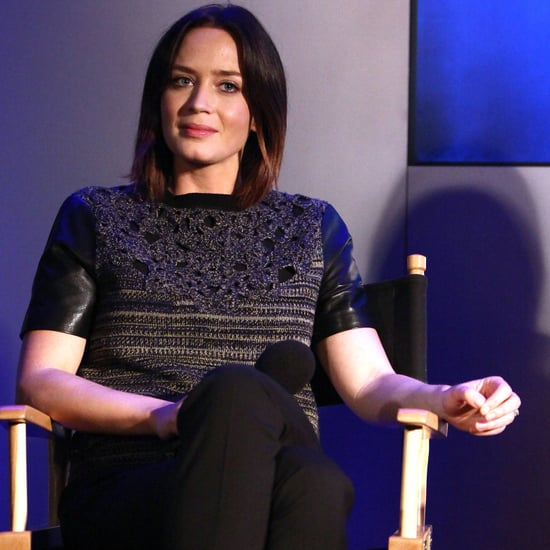 Emily Blunt Five Year Engagement Inteview