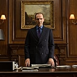 Ralph Fiennes as M.