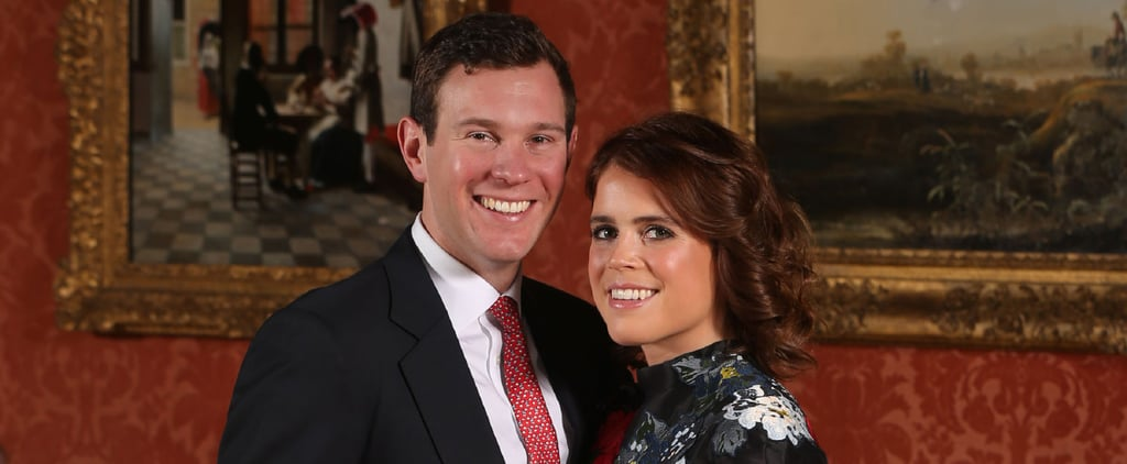 Princess Eugenie Throwback Engagement Photo January 2019