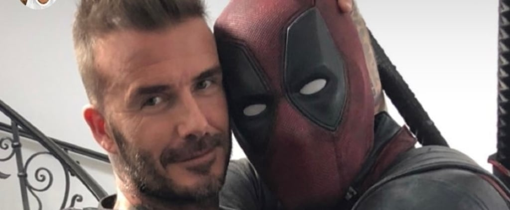 Ryan Reynolds Apologises to David Beckham on Instagram
