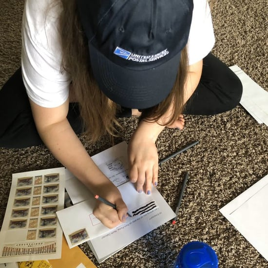 Heartwarming Thread About a Young Girl and Her USPS Pen Pals