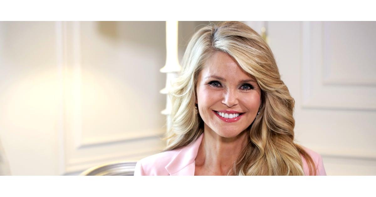 Christie Brinkley S Line Of Skin Care Popsugar Celebrity