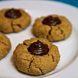 Vegan Peanut Butter Kiss Cookies