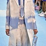 Louis Vuitton Cloud Accessories at the 2020 Menswear Show