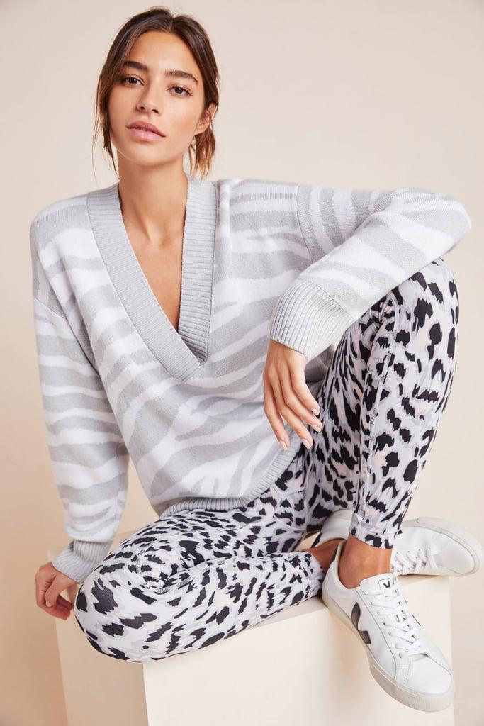 Calvert V-Neck Sweater