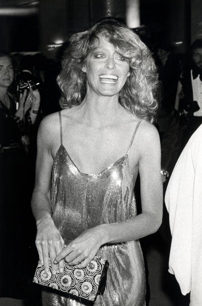Farrah Fawcett at the 1978 Academy Awards