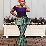 Ariel the African PRINTcess